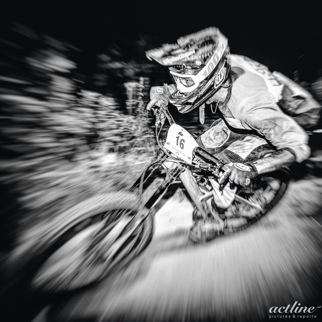 24h-Downhill-Thomas Rieger | © Oliver Königshofer, actline.at